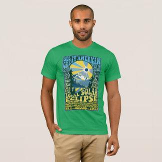 2017 Oregon Groovy Eclipse T-Shirt