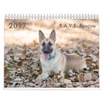 2017 R.A.V.E. Rescue Calendar