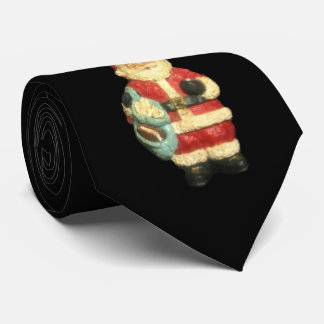 2017 SANTA WITH MAPS HOLIDAY  COLLECTOR TIE