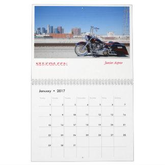 2017 SDHCOA Member Calendar