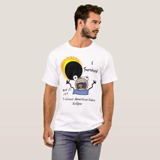 2017 Solar Eclipse Survival Edition T-Shirt