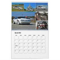 2017 Southeastern Foxbodies Calendar