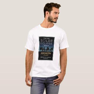 2017 Total Solar Eclipse - Ammon, ID T-Shirt