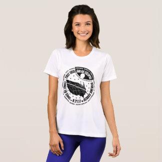 2017 TOTAL SOLAR ECLIPSE Designer Womens Sport T-Shirt