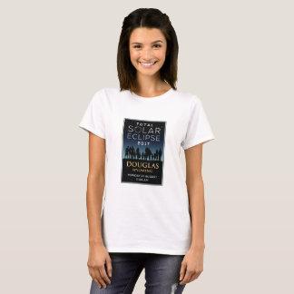 2017 Total Solar Eclipse - Douglas, WY T-Shirt