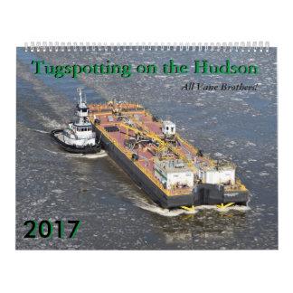 2017 Vane Brothers Tugboat calendar