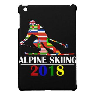 2018 ALPINE SKIING iPad MINI COVER