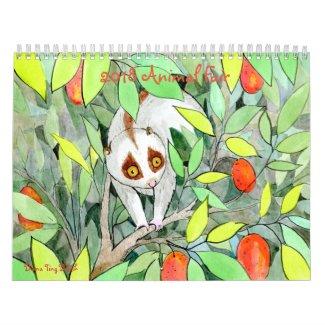 2018 Animal Fair Calendar