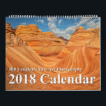 "2018 Annual Nature Photography Calendar<br><div class=""desc"">Bill Langton&#39;s Fine Art Photography is pleased to present our 2018 Nature Photography Calendar! Featuring images from around the western United States, including Lake Tahoe, House On Fire Ruins, Redwoods, Zion, Rainier, Canyonlands and Grand Canyon National Parks, Mt. Shasta, Colorado and &quot;The Wave&quot; in northern Arizona. This is our 11th...</div>"