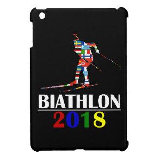 2018 BIATHLON iPad MINI CASE