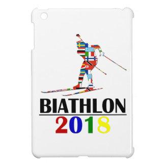 2018 BIATHLON iPad MINI COVERS