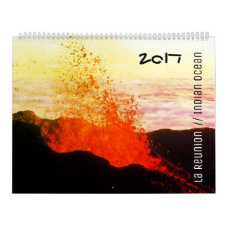 2018 CALENDAR from Réunion