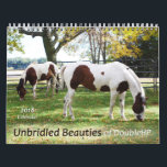 """2018 Calendar horse rescue<br><div class=""""desc"""">the Horses of DoubleHP,  most of them were rescued from starvation.  They now live at New Hope Horse Shelter near Sioux Falls,  SD.  They are cared for by the 501c3 nonprofit organization who rescued them.  Horse Help Providers,  Inc. (DoubleHP).</div>"""