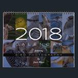 """2018 Calendar of Bird Photography<br><div class=""""desc"""">Twelve months of bird photos by Jason Major.</div>"""