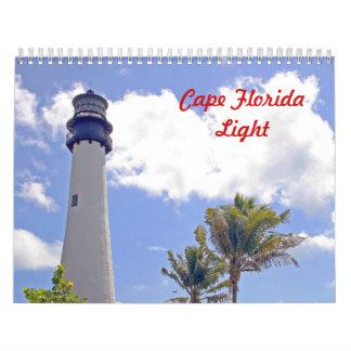 2018 Cape Florida Light Calendar