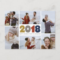 2018 | collorful | postcards