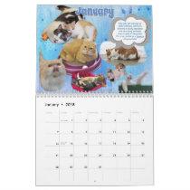 2018 FFRC Calendar