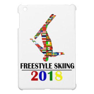 2018 FREESTYLE SKIING iPad MINI CASES