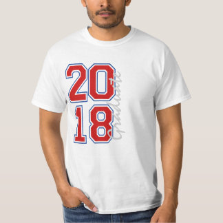 2018 Graduation Year T-Shirt
