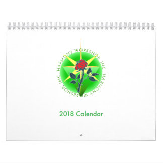 2018 Harmony Workshop Calendar