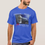"""2018 Henson-Nevels Family Reunion Tee<br><div class=""""desc"""">2018 Henson-Nevels Family Reunion Tee with Josiah Henson. From these Roots: Rich in Heritage,  Faith and Love.</div>"""