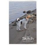 2018 Jack Russell Terrier Dog Calendar by Janz
