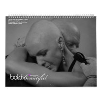 2018 Jamie's Hope Bald is Beautiful Calendar