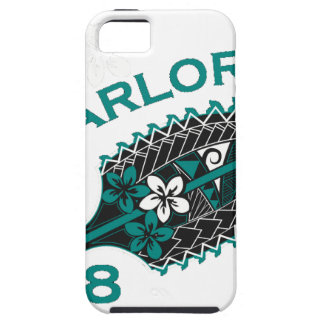 2018 Lady Warlords - Black/Transparent iPhone 5 Case