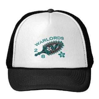 2018 Lady Warlords - Black/Transparent Trucker Hat