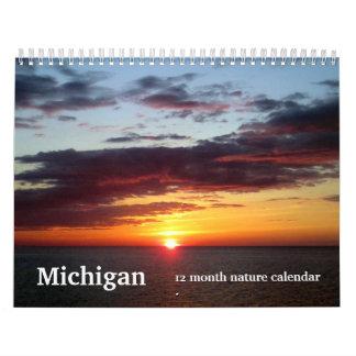 2018 Michigan Nature & Landscape Calendar