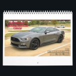 "2018 Mustang Ecoboost.NET Member&#39;s calendar<br><div class=""desc"">13 of our member&#39;s rides to keep the year in check.</div>"