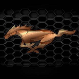 2018 Mustang Emblem