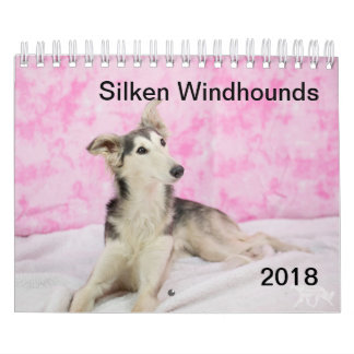 2018 Silken Windhounds (Other) Calendar