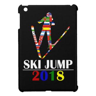 2018 SKI JUMP iPad MINI COVER