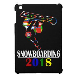 2018 SNOWBOARDING CASE FOR THE iPad MINI
