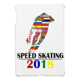 2018 SPEED SKATING iPad MINI CASE