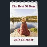 """2018 The Best Of Dogs! Calendar<br><div class=""""desc"""">2018 The Best Of Dogs! Calendar</div>"""