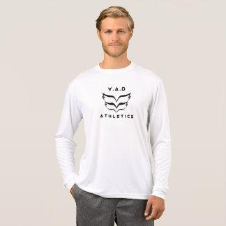 2018 V.A.D Athletics logo long sleeve T-Shirt