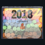 "2018 Waldorf Inspired Chalkboard Art Calendar<br><div class=""desc"">This colorful, beautiful, thought provoking calendar showcases the work of Desert Star Community School&#39;s fourth grade teacher, Frank Plucker. He has generously allowed us to use his amazing chalkboard drawings he has created to inspire the children in his classroom. These drawings are accompanied by quotes from Emily Dickenson to Rudolf...</div>"