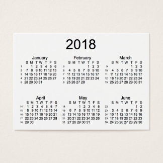 Calendar Business Cards Templates Zazzle - Business card calendar template
