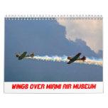 2018 Wings Over Miami Air Museum Calendar