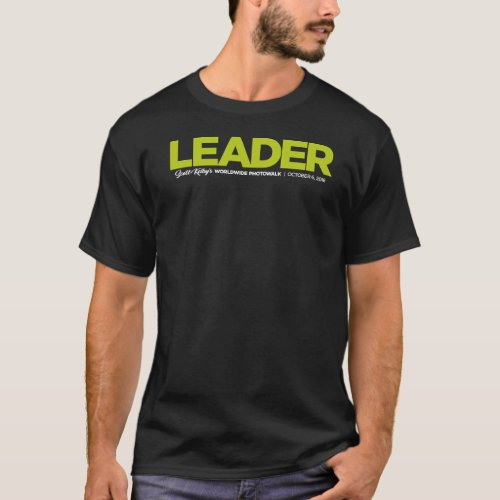 2018 WWPW Leader T_Shirt _ Dark Colors