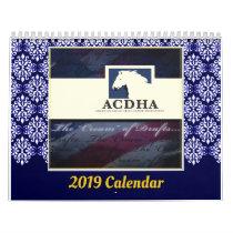 2019 ACDHA Calendar