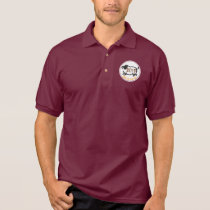 2019 Chinese Year of The Pig man Polo Shirt