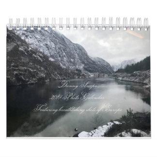 2019 Danny Snaps Photo Calendar! Calendar