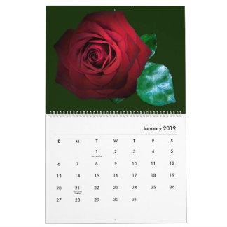 2019 Flower Photography by Delynn Addams Calendar
