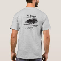 2019 ISSA Annual T-shirt - Racing Horses