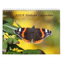 2019 Nanture Calendar