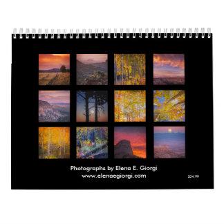 2019 New Mexico Calendar