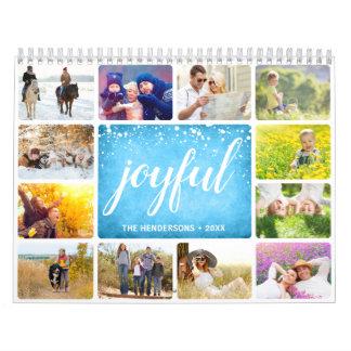 2019 Photo Calendar | Joyful
